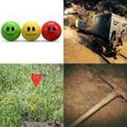 4 images 1 mot 4 lettres niveau mine 1