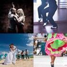 4 images 1 mot 5 lettres niveau danse