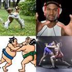 4 images 1 mot 5 lettres niveau lutte 1