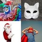 4 images 1 mot 7 lettres niveau deguise 2