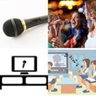 4 images 1 mot 7 lettres niveau karaoke 1