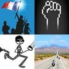 4 images 1 mot 7 lettres niveau liberte 1