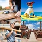 4 images 1 mot 7 lettres niveau planche