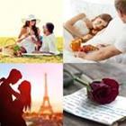 4 images 1 mot 7 lettres niveau romance