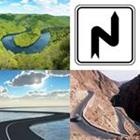 4 images 1 mot 7 lettres niveau sinueux 1