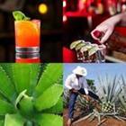4 images 1 mot 7 lettres niveau tequila