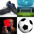 4 images 1 mot 8 lettres niveau football 3