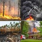 4 images 1 mot 8 lettres niveau incendie 1