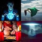 4 images 1 mot 8 lettres niveau mystique