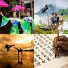 4 images 1 mot 9 lettres niveau tradition